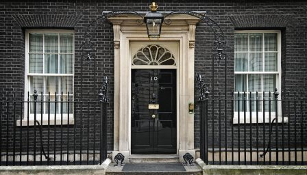 10 Downing Street Londres