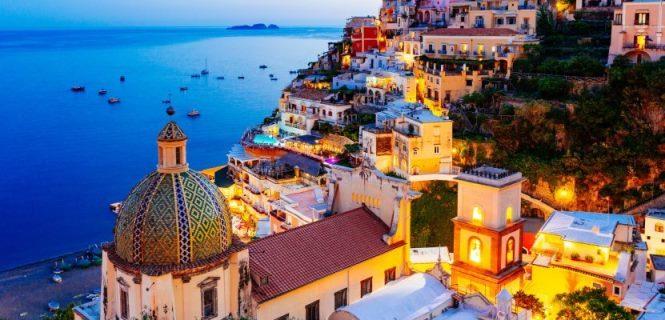 Naples et la cote amalfitaine