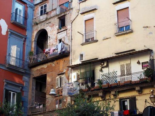 Se promener dans Naples