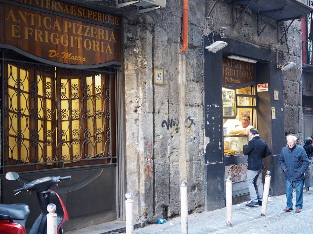 Pizza Di Matteo