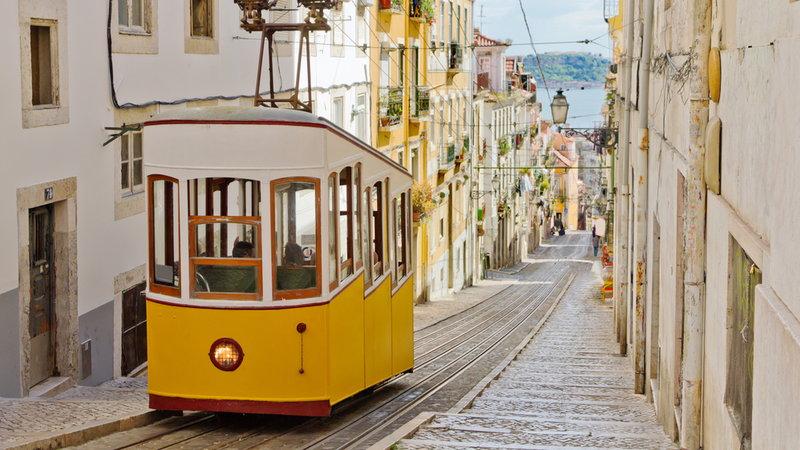 Visiter Lisbonne en tramway