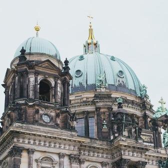 Voir le dôme de Berlin en vrai