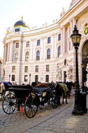 Voyager seul à Vienne