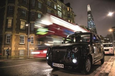 Voyageur solo à Londres