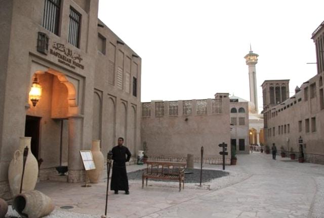 Quartier Bastakia