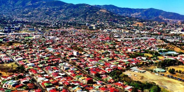 La capitale de San José