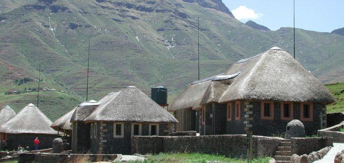 Voyager seul au Lesotho