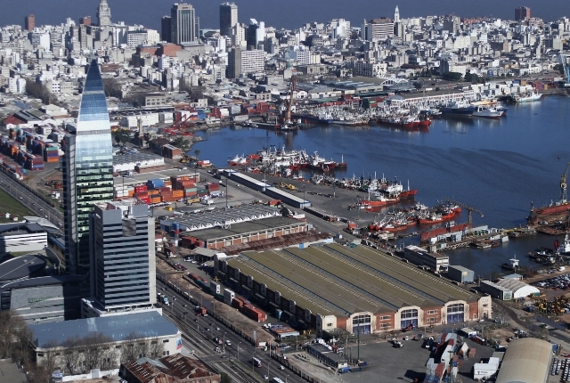 La ville de Montevideo