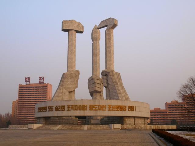 Monument du parti des travailleurs
