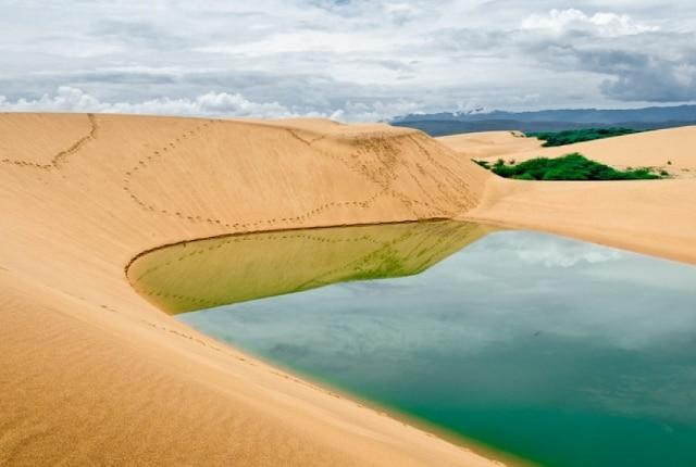Parc national Medanos De Coro