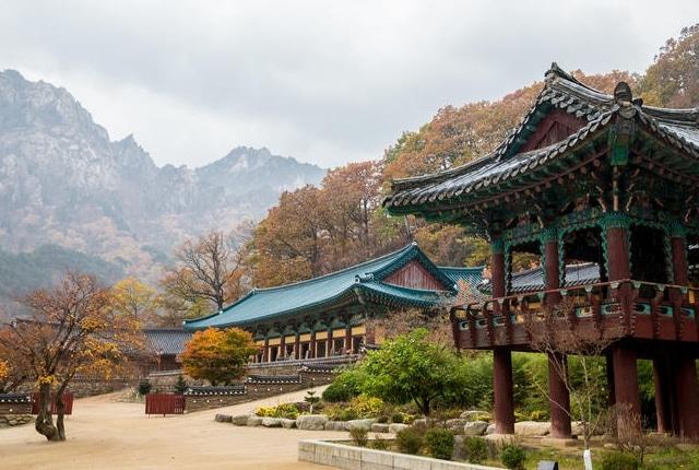 Parc national de Seoraksan