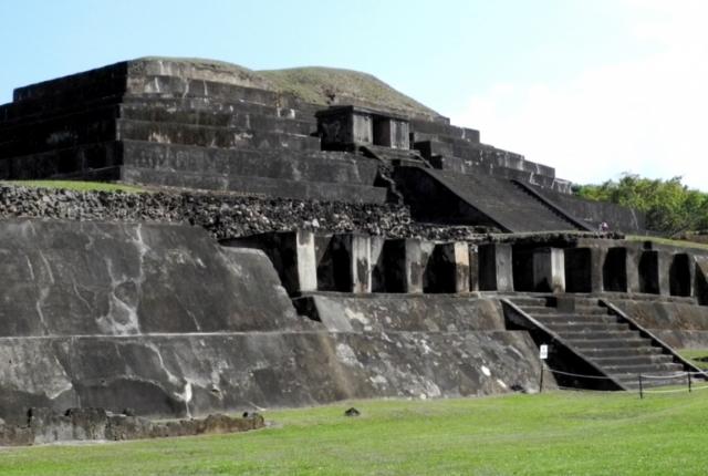 Ruines de Tazumal