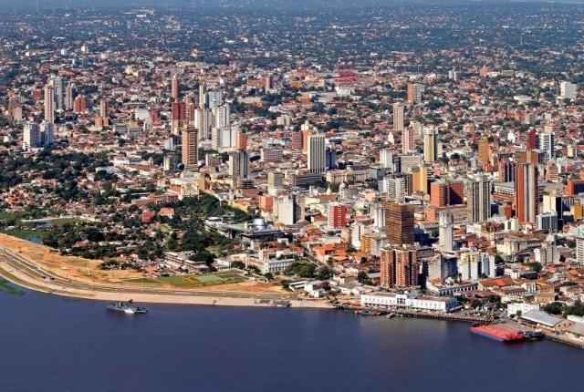 La ville d'Asunción