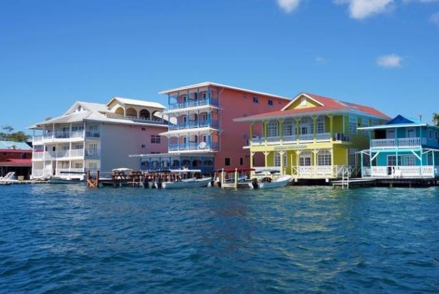 Ville de Bocas