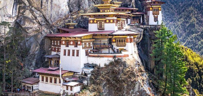 Voyager seul au Bhoutan