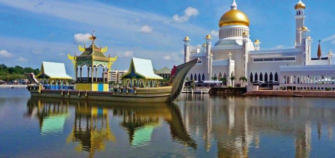 Voyager seul au Brunei