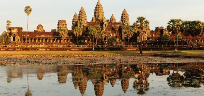 Voyager seul au Cambodge