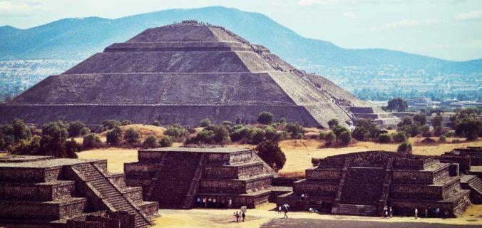 Voyager seul au Mexique