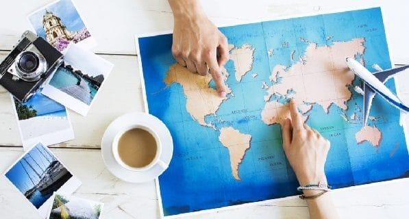 Voyages d'été à l'étranger