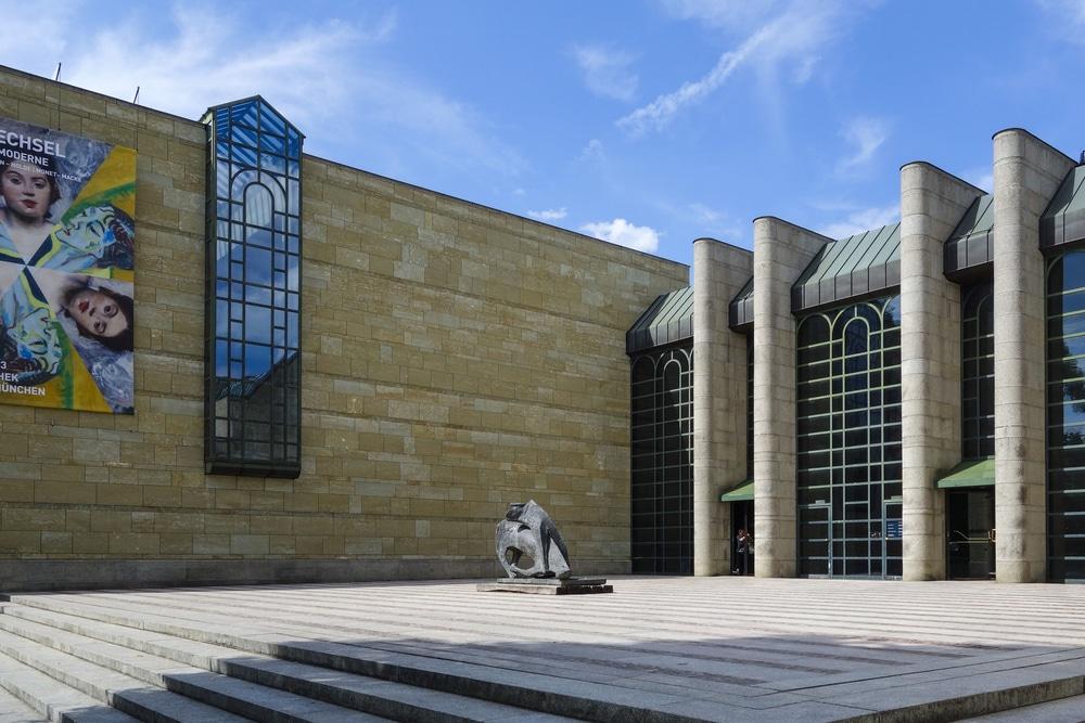 Visiter Neue Pinakothek