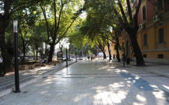 Visiter Rruga Murat Toptani