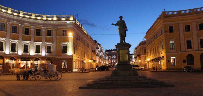 Voyageur solo en Ukraine
