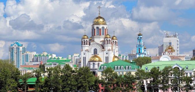voyager solo en Russie