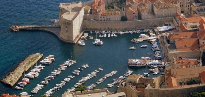 Voyager seul à Dubrovnik