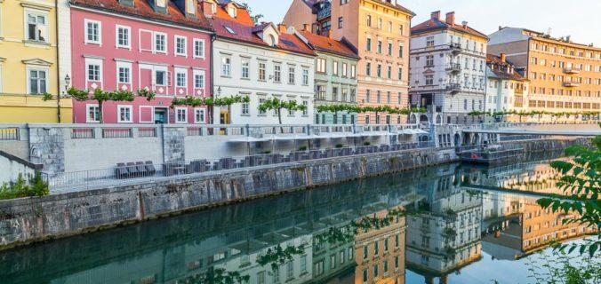 Voyageur solo en Slovénie