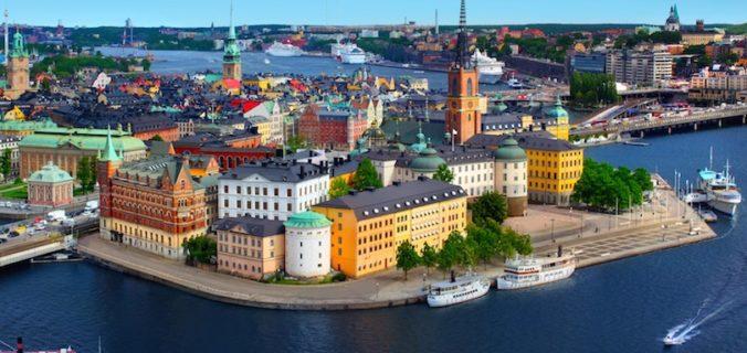 Voyageur solo Stockholm
