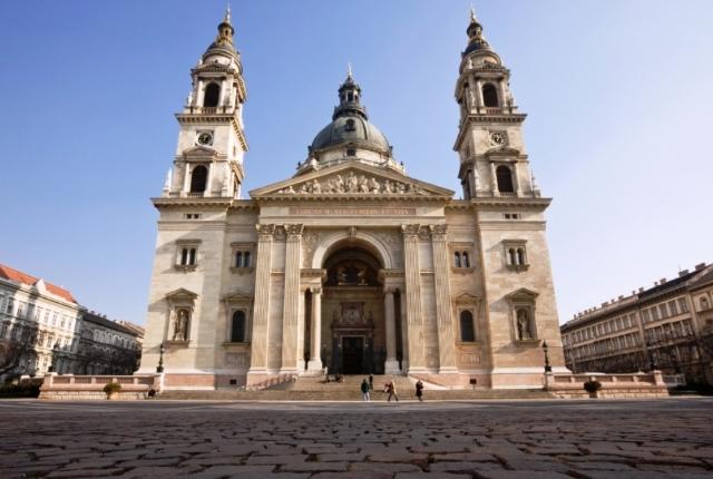 Visitez la basilique St Stephens