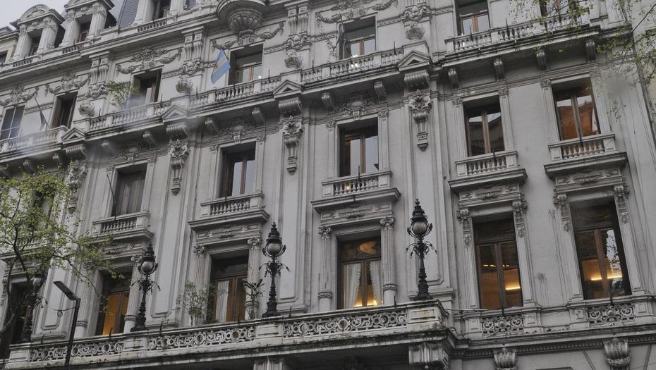 Le bâtiment Casa de Cultura