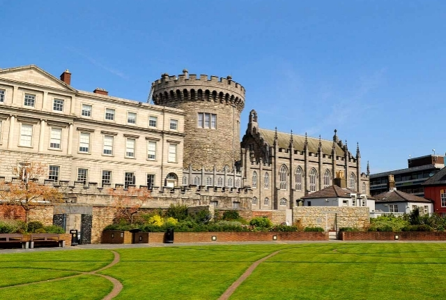 Faites un tour au château de Dublin