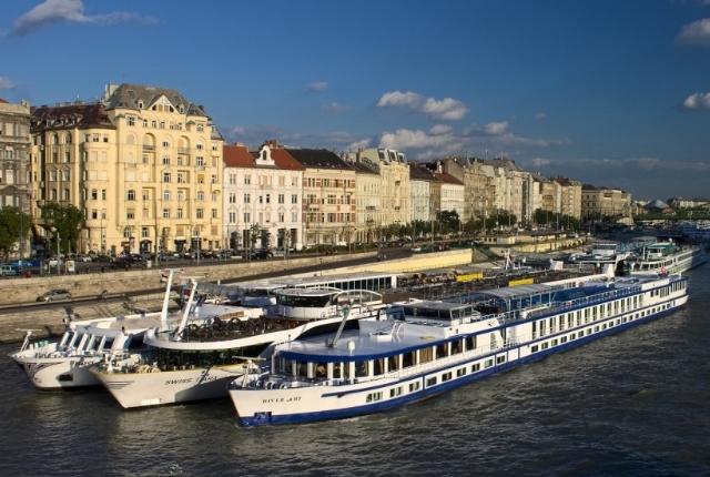 Profitez d'une croisière sur le Danube