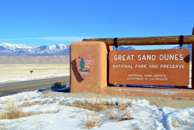 Parc national des Great Sand Dunes, Nouveau-Mexique