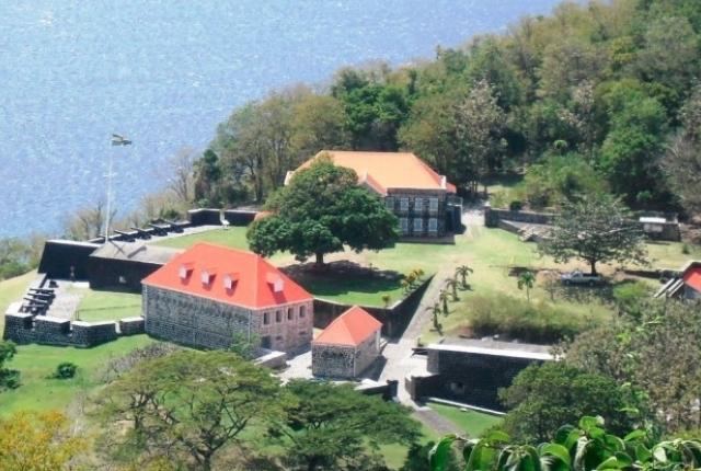Visitez le fort Shirley historique