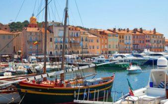 Explorer le port de Saint-Tropez