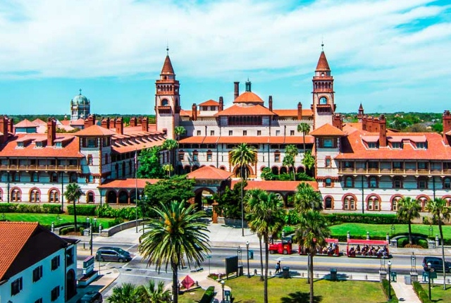 Saint Augustin, Floride