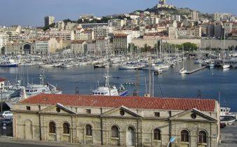 Tour du Vieux-Port