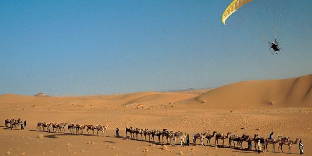 Visiter le désert du Niger