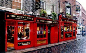 Voyager seul à Dublin