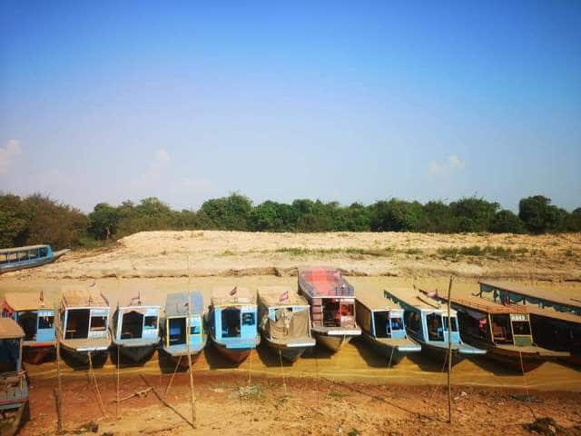 Croisiere à Battambang