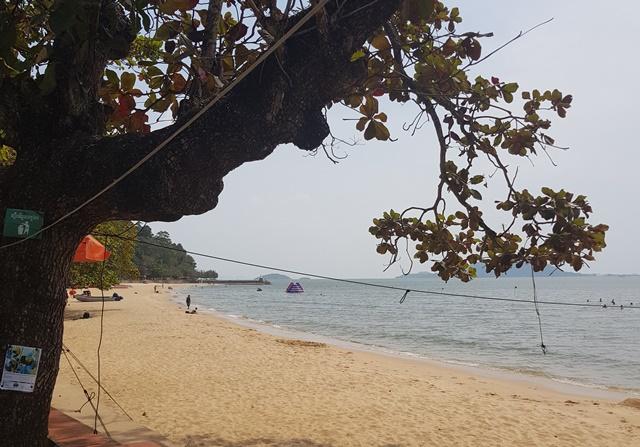 Profiter de la plage de Kep: