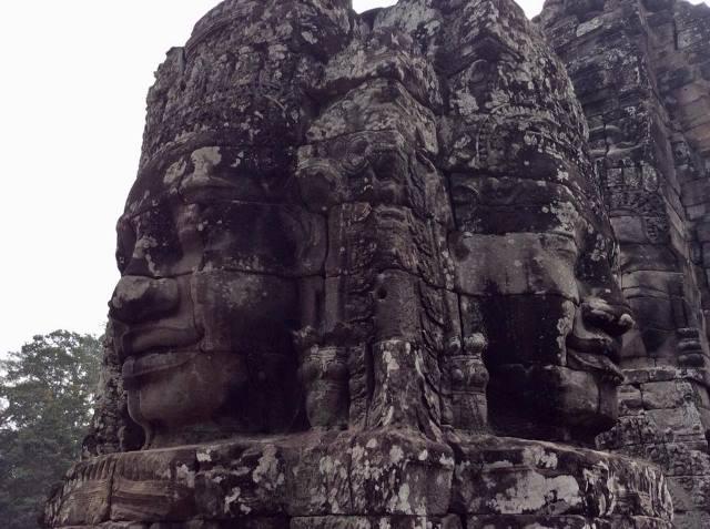 Bayon ou le temple Angkor Thom