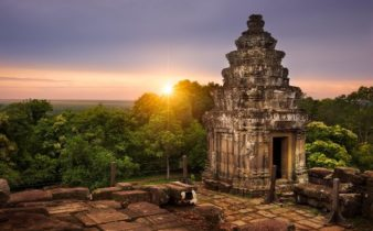 Le Temple Bakheng: