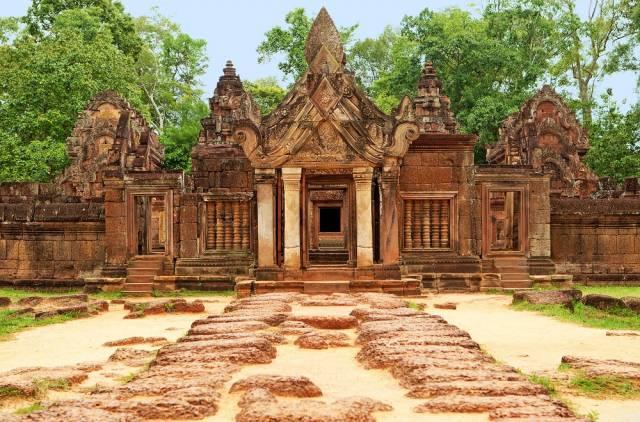 Le Temple Banteay Srei: