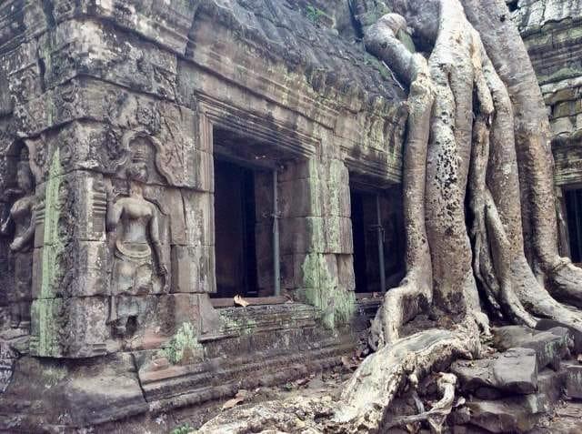 Le Temple Preah Khan: