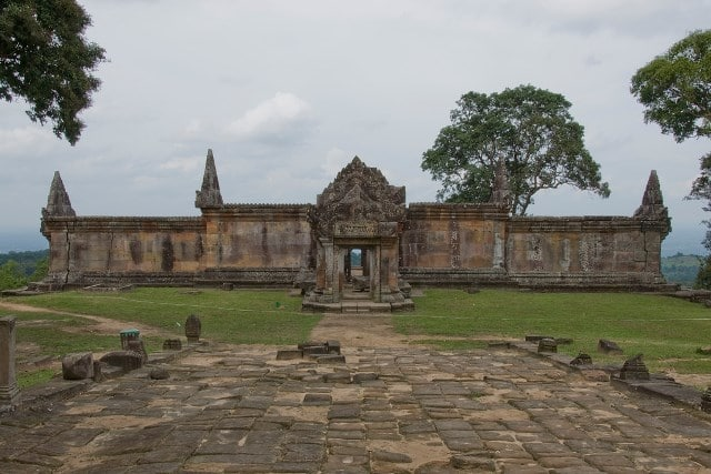 Preah Vihear classé UNESCO