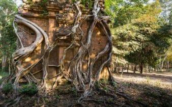 temples de Sambor Prei Kuk