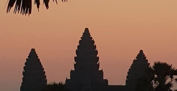 Temples d'Angkor au Cambodge